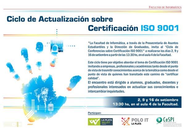 Ciclo de Actualización ISO 9001